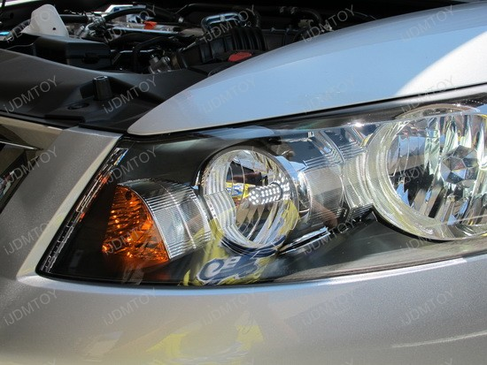 Honda - Accord - HID - conversion - HB3 - SMD - LED - DRL - 3